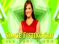 Simge Fıstıkoğlu ile Yeni 1 Gün