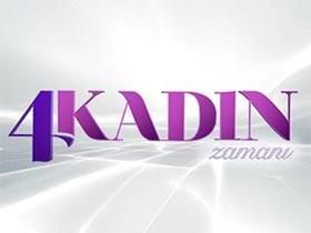 4 Kadın Zamanı Logo / Profil Resmi
