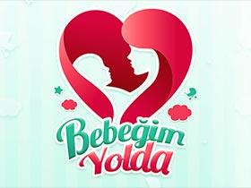 Bebeğim Yolda Logo / Profil Resmi