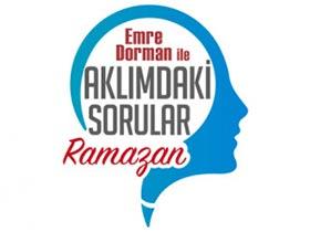 Emre Dorman ile Aklımdaki Sorular Ramazan Logo / Profil Resmi