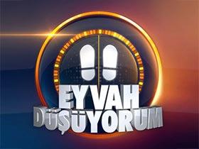 Eyvah Düşüyorum Logo / Profil Resmi