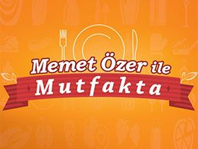 Memet Özer ile Mutfakta Logo / Profil Resmi