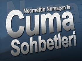 Necmettin Nursaçan'la Cuma Sohbetleri Logo / Profil Resmi