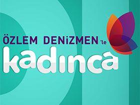 Özlem Denizmen'le Kadınca Logo / Profil Resmi