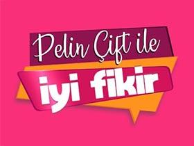 Pelin Çift ile İyi Fikir Logo / Profil Resmi