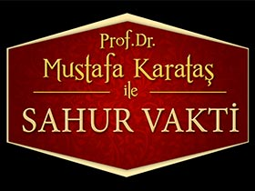 Mustafa Karataş ile Sahur Vakti Logo / Profil Resmi