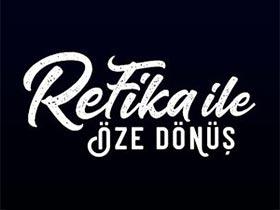 Refika ile Öze Dönüş Logo / Profil Resmi