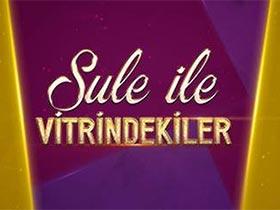 Şule ile Vitrindekiler Logo / Profil Resmi