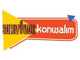 Survivor Konuşalım Logo / Profil Resmi