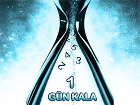 1 Gün Kala Logo / Profil Resmi