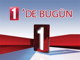 1'de Bugün Logo / Profil Resmi
