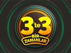 3'te 3 Bir Zamanlar Logo / Profil Resmi