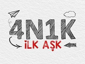 4N1K İlk Aşk Logo / Profil Resmi