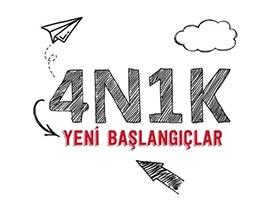 4N1K Yeni Başlangıçlar Logo / Profil Resmi
