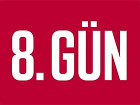 8. Gün Logo / Profil Resmi