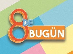 8'de Bugün Logo / Profil Resmi