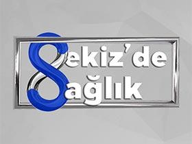 8'de Sağlık Logo / Profil Resmi