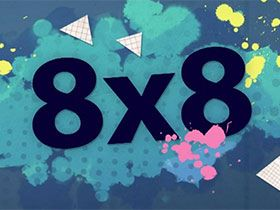 8x8 Logo / Profil Resmi