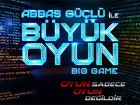 Abbas Güçlü ile Büyük Oyun Logo / Profil Resmi