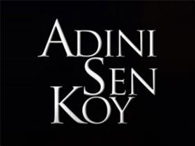 Adını Sen Koy Logo / Profil Resmi