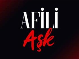 Afili Aşk Logo / Profil Resmi