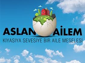 Aslan Ailem Logo / Profil Resmi