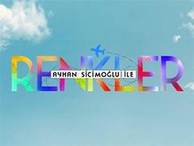 Ayhan Sicimoğlu ile Renkler Logo / Profil Resmi