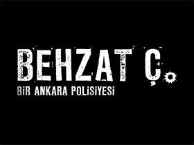 Behzat Ç. Bir Ankara Polisiyesi Logo / Profil Resmi