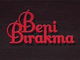 Beni Bırakma Logo / Profil Resmi
