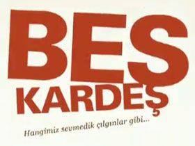 Beş Kardeş Logo / Profil Resmi