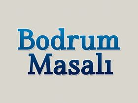 Bodrum Masalı Logo / Profil Resmi