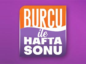 Burcu ile Hafta Sonu Logo / Profil Resmi