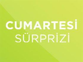 Cumartesi Sürprizi Logo / Profil Resmi