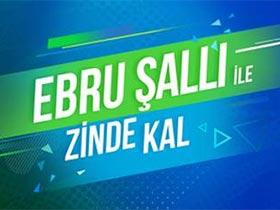 Ebru Şallı ile Zinde Kal Logo / Profil Resmi