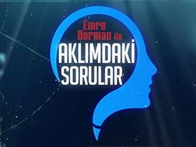 Emre Dorman ile Aklımdaki Sorular Logo / Profil Resmi