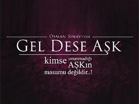 Gel Dese Aşk Logo / Profil Resmi