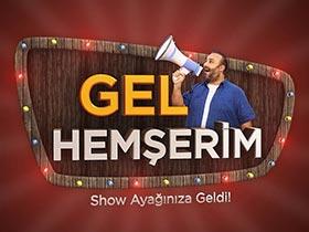 Gel Hemşerim Logo / Profil Resmi