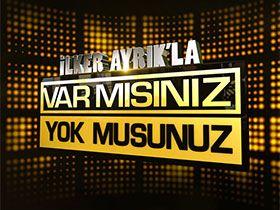 İlker Ayrık'la Var Mısınız Yok Musunuz Logo / Profil Resmi