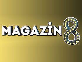 Magazin 8 Logo / Profil Resmi