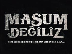 Masum Değiliz Logo / Profil Resmi