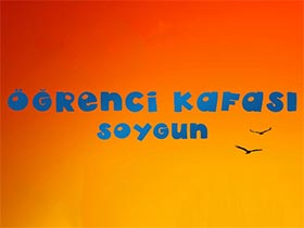 Öğrenci Kafası: Soygun Logo / Profil Resmi
