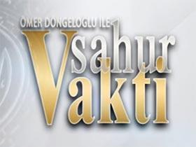 Ömer Döngeloğlu ile Sahur Vakti Logo / Profil Resmi