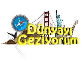 Özlem Tunca Esirgenç ile Dünyayı Geziyorum Logo / Profil Resmi