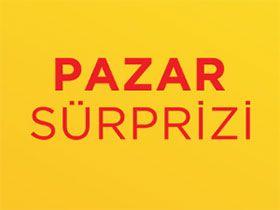 Pazar Sürprizi Logo / Profil Resmi