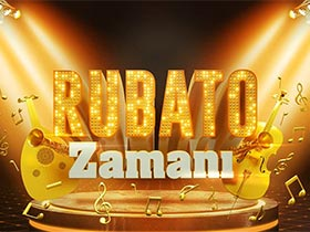 Rubato Zamanı Logo / Profil Resmi