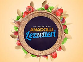 Sahrap'la Anadolu Lezzetleri Logo / Profil Resmi