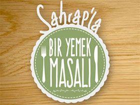 Sahrap'la Bir Yemek Masalı Logo / Profil Resmi