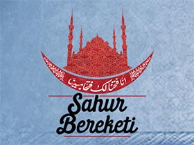 Sahur Bereketi Logo / Profil Resmi