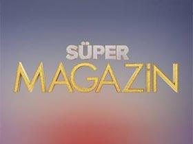 Süper Magazin Logo / Profil Resmi