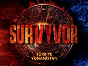 Survivor 2019: Türkiye-Yunanistan Logo / Profil Resmi